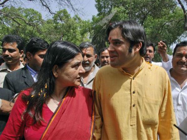 BJP announces 10th list; Murali Manohar Joshi's tickets cut; Varun-Maneka's exchanges   भाजपने मुरली मनोहर जोशींचे तिकीट कापले; वरुण-मनेकांची अदलाबदल