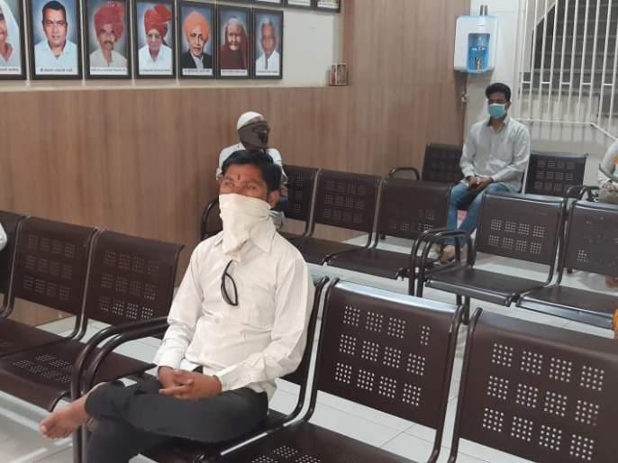 Mahavir Seva Trust's hospital is becoming a base for ordinary patients | CoronaVirus Lockdown : महावीर सेवा ट्रस्टचे रुग्णालय ठरतेय सामान्य रुग्णांसाठी आधार