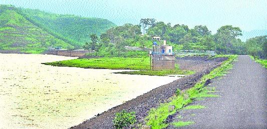 30% water storage in dams in the district   जिल्ह्यातील धरणांमध्ये३० टक्के पाणीसाठा