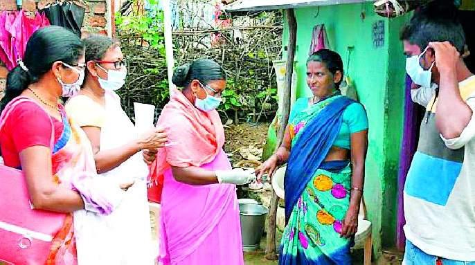 Health check-up of 7 lakh 18 thousand citizens till now | आतापर्यंत ७ लाख १८ हजार नागरिकांची आरोग्य तपासणी