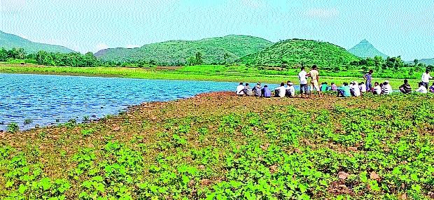 The body of a youth drowned in Haranbari dam was found | हरणबारी धरणात बुडालेल्या युवकाचा मृतदेह सापडला