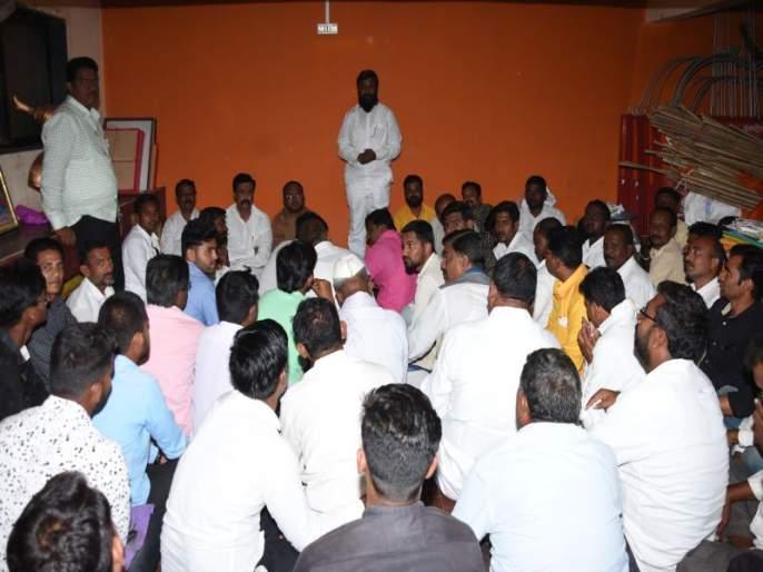 Zilla Parishad will lead development in Dhule for elections   जिल्हा परिषद निवडणुकीसाठी धुळ्यातही महाविकास आघाडी करणार