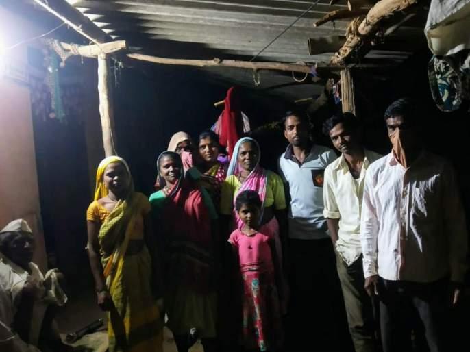 After waiting for fifty years, electricity reached Pardhi | तब्बल पन्नास वर्षांच्या प्रतीक्षेनंतर पारधी वस्तीवर पोहचली वीज