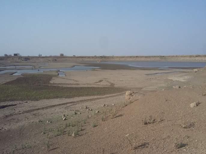 Umrane Parasul Dam Kondedak   उमराणेतील परसुल धरण कोरडेठाक