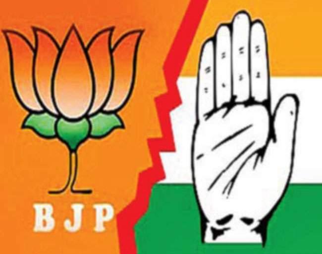 Under the BJP, there is a headache | अंतर्गत मतभेदाची भाजपला डोकेदुखी