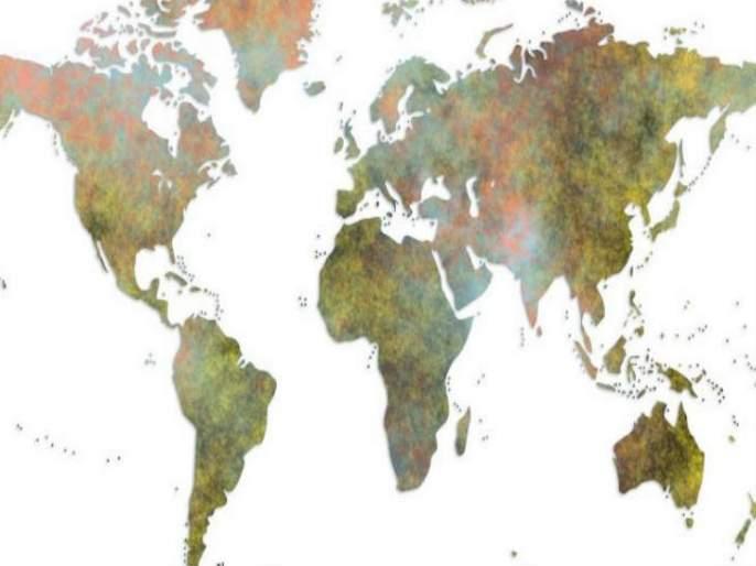 China destroyed 30 thousand maps of World | 'ड्रॅगन'चा जळफळाट; 'ते' ३० हजार नकाशे चीनने नष्ट केले!