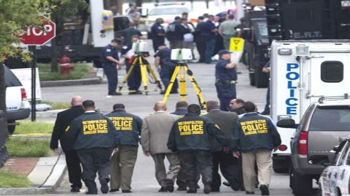 Multiple people shot this evening in Washington, DC   Breaking: वॉश्गिंटनमध्ये रस्त्यावर अज्ञाताचा गोळीबार, 1 ठार तर पाच जखमी
