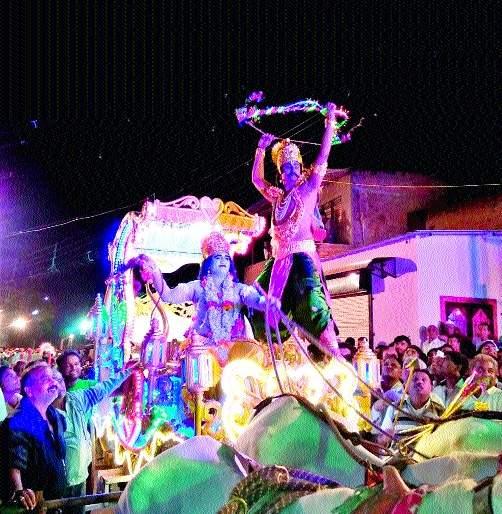 The traditional Bohada festival at Chandori has been canceled this year | यंदा चांदोरी येथील पारंपरिक बोहाडा उत्सव रद्द