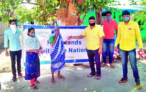 Establishment of Naigavi Village Security Force | नायगावी ग्रामसुरक्षा दलाची स्थापना