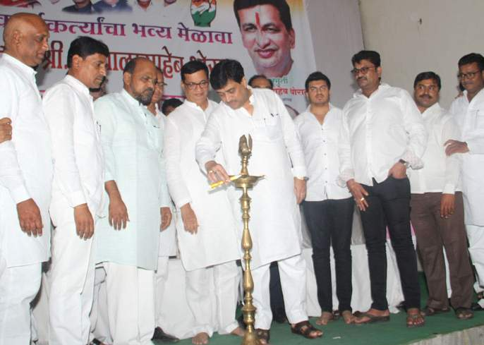 Congress will win vidhan sabha elections- Thorat | सरकार अन् मुख्यमंत्रीही काँग्रेसचाच होणार -बाळासाहेब थोरात