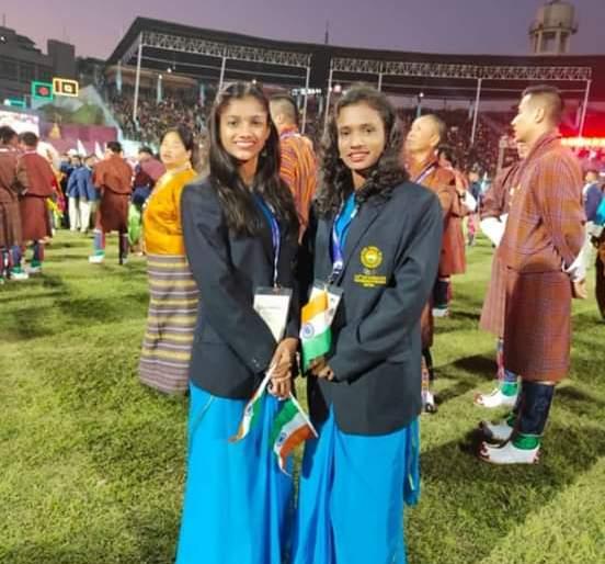 Golds shine at South Asian Games   दक्षिण आशियाई क्रीडा स्पर्धेत सुवर्णकन्या चमकल्या