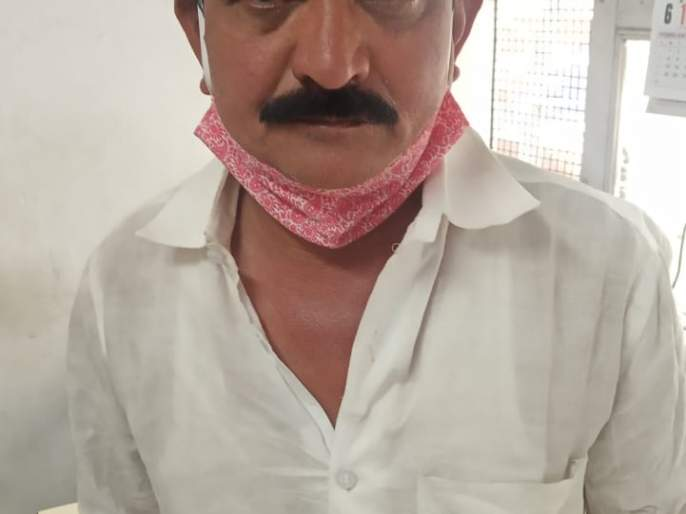 Attempted single self-immolation in Superintendent of Police office premises | पोलीस अधीक्षक कार्यालय आवारात एकाच आत्मदहनाचा प्रयत्न