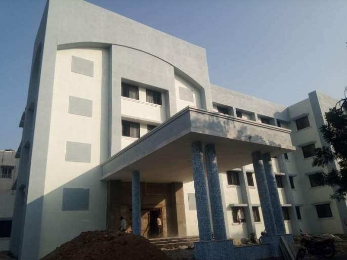 New ward soon to be inagurated in Akola GMC hospital | सर्वोपचार रुग्णालयात २१० खाटांचे अत्याधुनिक वॉर्ड लवकरच रुग्णसेवेत
