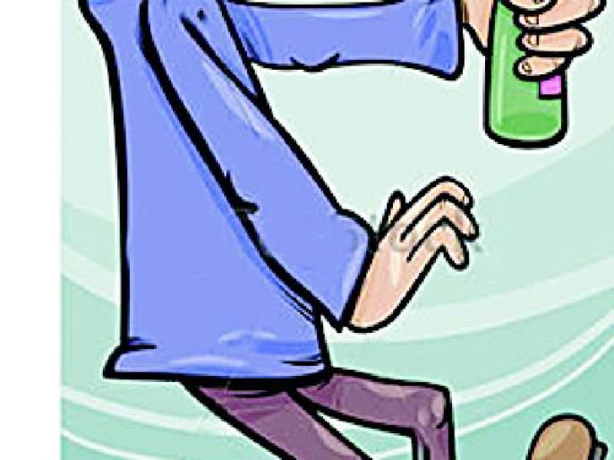 ZP Target is now addicted teacher | जि.प.चे टार्गेट आता व्यसनाधीन शिक्षक