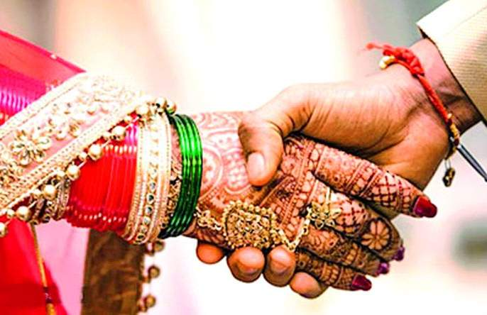 Closed door wedding ceremonies | बंद दाराआड लग्नसोहळे धडाक्यात