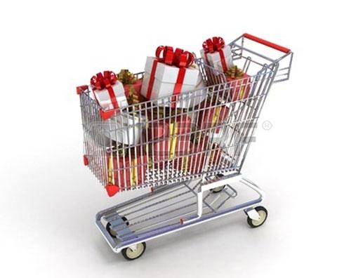 Shopping malls open in the city | शहरात शॉपिंग मॉल्स सुरू