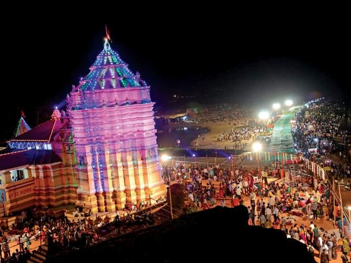 Sindhudurg: In the last phase of the Kukeshwara Yatra Yatra, the journey will be in the 13th-15th period   सिंधुदुर्ग : कुणकेश्वर यात्रोत्सव नियोजन अंतिम टप्प्यात, यात्रा १३ ते १५ कालावधीत