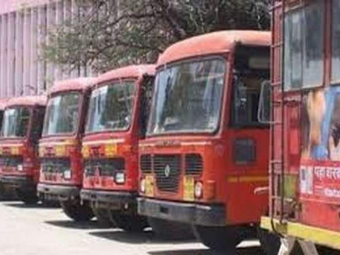 Driver, carrier of Nashik to play service in Mumbai   नाशिकचे चालक, वाहक मुंबईत बजावणार सेवा