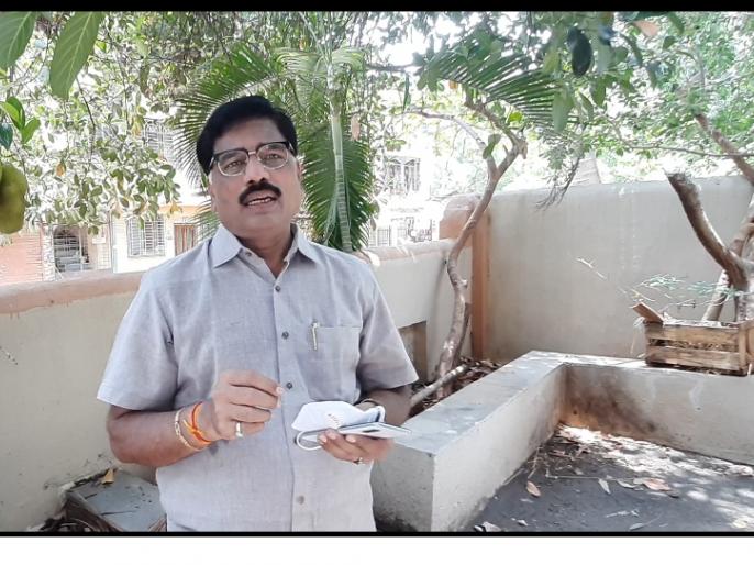 Homes should cooperate in selling newspapers - Sitaram Rane | वृत्तपत्र विक्रीला गृहसंकुलांनी सहकार्य केले पाहिजे- सिताराम राणे