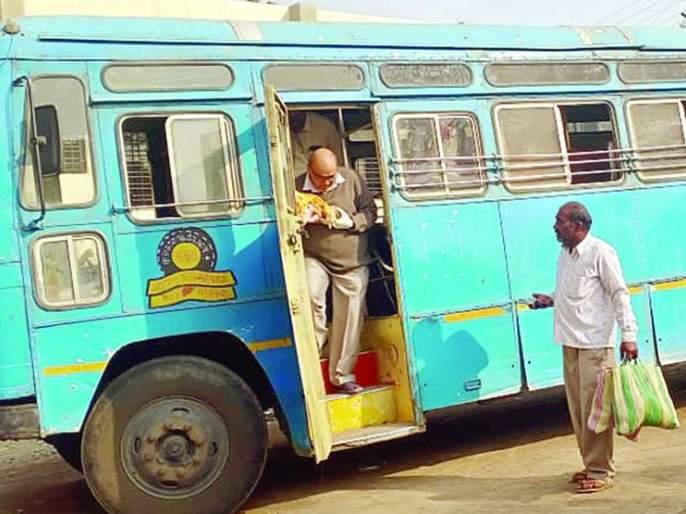 Woman gives birth in a moving bus! | चालत्या बसमध्येच महिलेची प्रसूती!