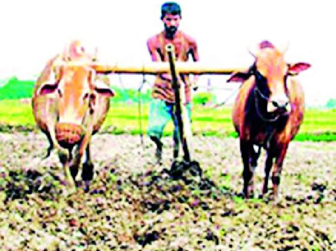 Farmers in the district under debt burden | जिल्ह्यातील शेतकरी कर्जाच्या ओझ्याखाली