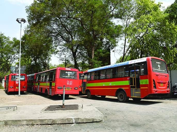 Shut down city bus transport service; Operator's bankrupt | शहर बस वाहतूक सेवा बंद; संचालकाचे निघाले दिवाळे!