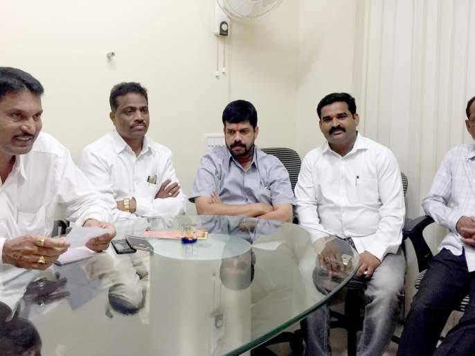 Support for the movement of Green Refinery Project Affected, Swabhiman Party's Zilla Parishad has clarified the role | ग्रीन रिफायनरी प्रकल्पग्रस्तांच्या आंदोलनाला पाठिंबा, स्वाभिमान पक्षाच्या जिल्हाध्यक्षानी केली भूमिका स्पष्ट