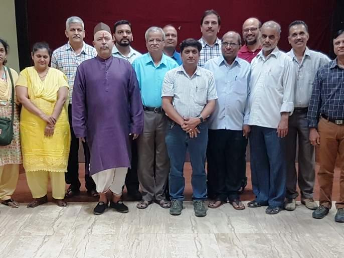 Integration of Dombivli Brahmin knowledge   डोंबिवलीत ब्राह्मण ज्ञातींचे एकत्रिकरण