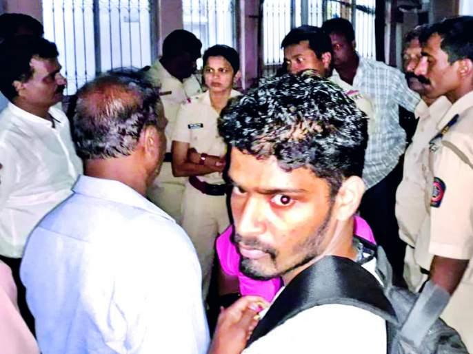 Darshan Gavas's suicide not a murder, a relative alleges   दर्शना गवसची आत्महत्या नव्हे घातपात, नातेवाईकांचा आरोप