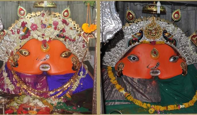 Yogeshwari's 25 stolen ornaments of stolen jewelery stolen from the judiciary | चोरीतील हस्तगत 'योगेश्वरी'चे २५ तोळे दागिने न्यायमंदिरातूनही चोरीस