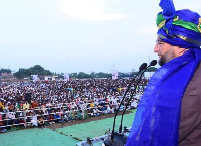 Aurangabad will repeat MIM in the bid | औरंगाबादची पुनरावृत्ती बीडमध्ये एमआयएम करणार