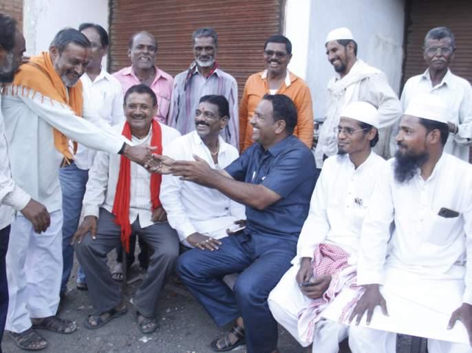 Beedkar maintained social harmony | बीडकरांनी राखला सामाजिक सलोखा