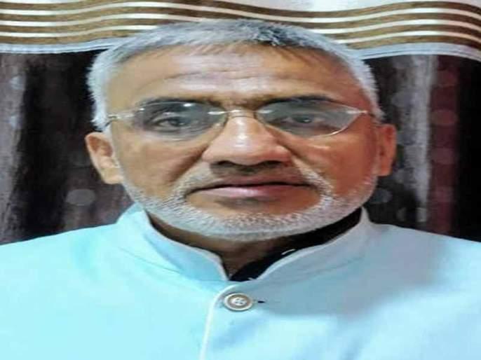 Farooq Shaikh as state president of Maniar community   मनियार बिरादरीच्या राज्य अध्यक्षपदी फारुक शेख