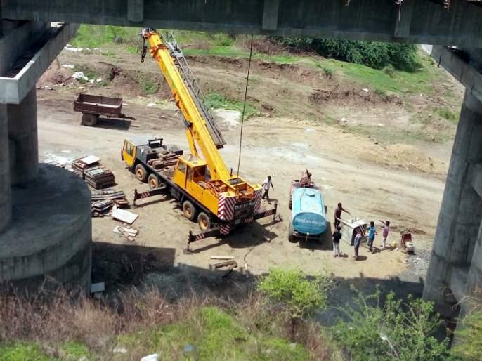Parbhani: The finalization of the railway work was in the final phase | परभणी : रेल्वे मार्गाच्या दुहेरीकरणाचे काम आले अंतिम टप्प्यात