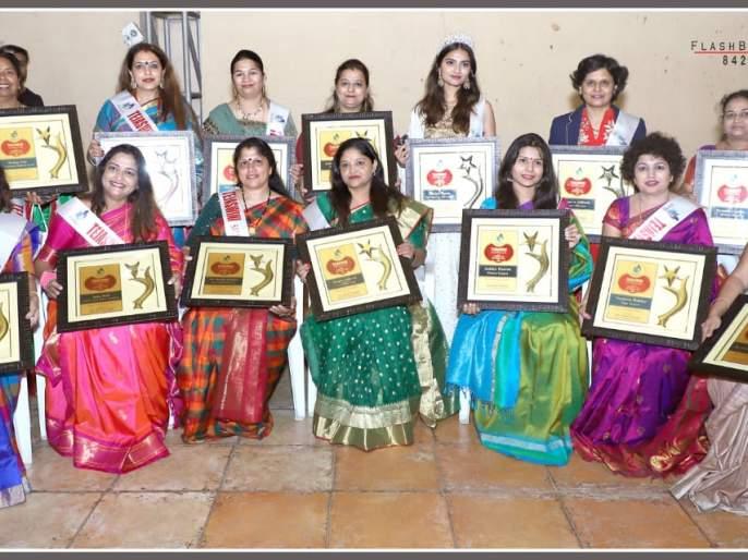 A ceremony of honor by the Swaraj Pratishthan   स्वराज प्रतिष्ठानतर्फे सन्मान सोहळा