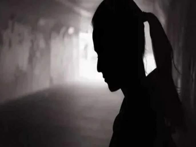 The owner was raping her in a moving car; The car driver was driving the car at Madhya Pradesh   धक्कादायक! चालत्या कारमध्ये मालक करत होता बलात्कार; कार ड्रायव्हर चालवत होता गाडी
