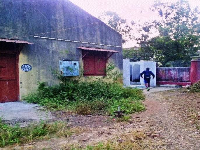 Satpur's jogging track in the throes of a problem | सातपूरचा जॉगिंग ट्रॅक समस्येच्या गर्तेत