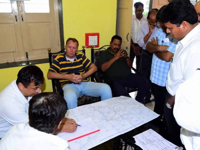 Proposal for a project of Rs | पुराचे पाणी दुष्काळी भागात नेण्यासाठी २७ हजार कोटींच्या प्रकल्पाचा प्रस्ताव