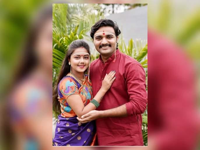 'Lagir Jhala Ji' fame Kiran Gaikwad and actress Monalisa Bagal getting married? | 'लागीर झालं जी' फेम किरण गायकवाड आणि अभिनेत्री मोनालिसा बागलअडकले लग्नबेडीत?, जाणून घ्या काय आहे ही भानगड