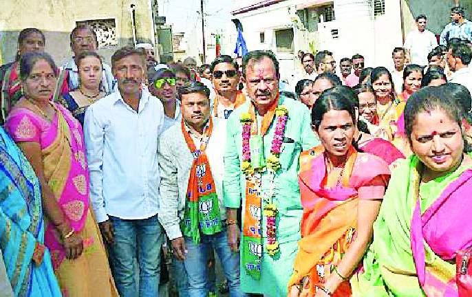 Satisfaction of development works in Amravati constituency | अमरावती मतदारसंघात विकासकामे केल्याचे समाधान