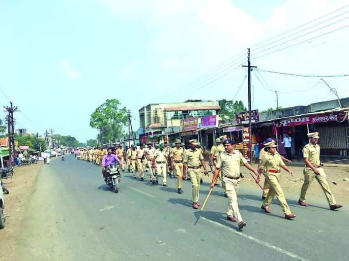 Ayodhya Verdict : Honor, moderation, peace in Akola | Ayodhya Verdict : सन्मान, संयम, शांतता!