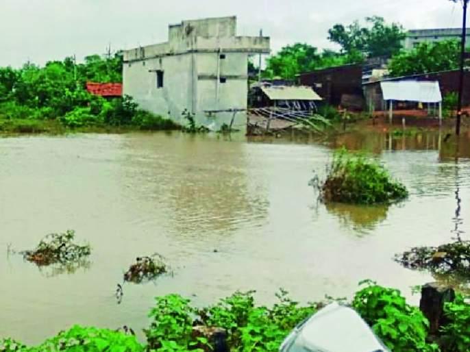 Now flood situation due to goosebird | आता गोसेखुर्दमुळे पूरपरिस्थिती