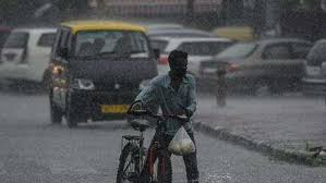 The presence of rain in the city | शहरात पावसाची हजेरी