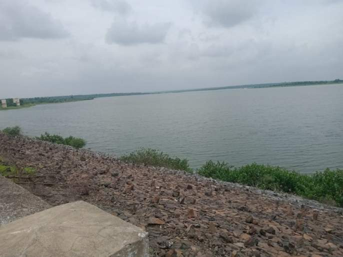 In July alone, the Sina dam was 50 percent full   जुलै महिन्यातच सीना धरण ५० टक्के भरले