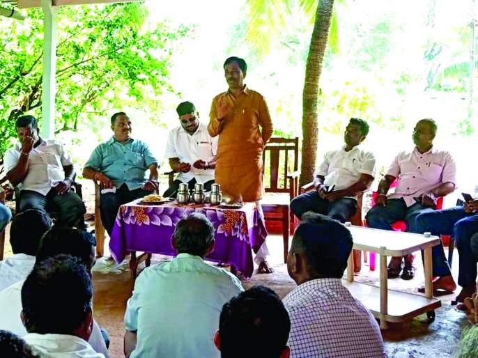 Opportunity to make history in Konkan: Rajan Teli | कोकणात इतिहास घडविण्याची संधी द्या :राजन तेली
