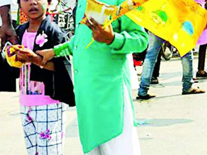 Eid-e-Milad gave a message of solidarity | ईद-ए-मिलादने दिला एकतेचा संदेश