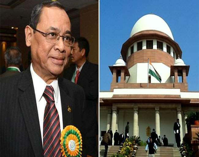 Independence of judiciary is under serious threat says Chief Justice of India | न्यायव्यवस्था धोक्यात, लैंगिक छळाच्या आरोपांमागे मोठं कारस्थान; सरन्यायाधीशांची चिंता