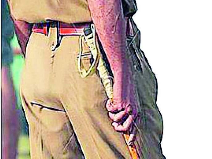 Bappa message from police watch today | पोलिसांच्या पहाऱ्यात आजपासून बाप्पाला निरोप