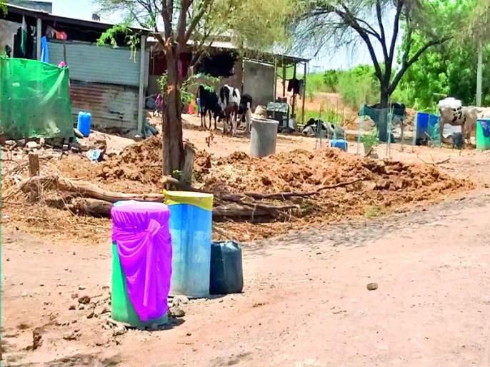 Development in Baramati; Out of city no development | बारामतीच्या वेशीत विकास; वेशीबाहेर भकास