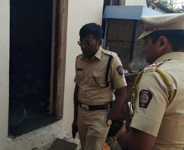 Armed robbery on a graveyard near Beed | बीडजवळच्या गोरेवस्तीवर सशस्त्र दरोडा